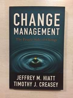 Change Management by Jeffrey Hiatt