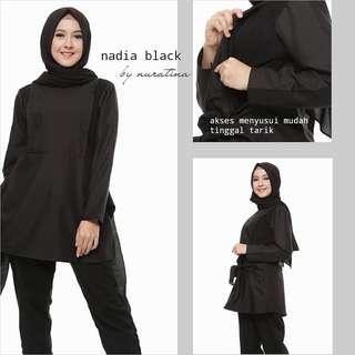 Nadia baju ibu menyusui