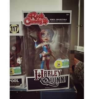 Funko Rock Candy Harley Quinn SDCC 2016