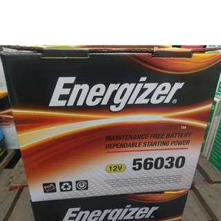 (請先詢價) 勁量 Energizer 56030 汽車電池 汽車電瓶