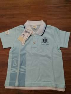 Trudy & Teddy polo T