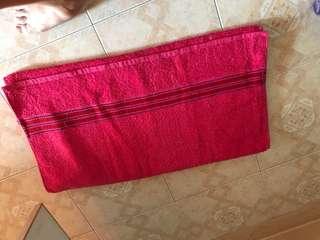 Shower towel colouring Tuala mandi