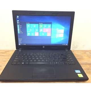 HP NOTEBOOK 242-G1 Core I5-3230M GeForce GT 730M Gaming Berat Lancar