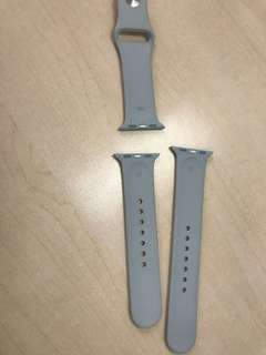 Apple Watch 38mm原裝錶帶 (霧藍色)