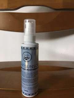 🎉REPRICED🎉Skin genie sunscreen spf 75, skin repellant