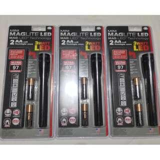 Maglite Heavy Duty LED Flashlight