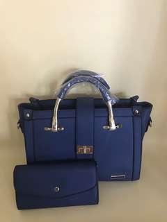 Hand Bag BONUS Wallet