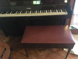 Vintage Kemble piano made in UK