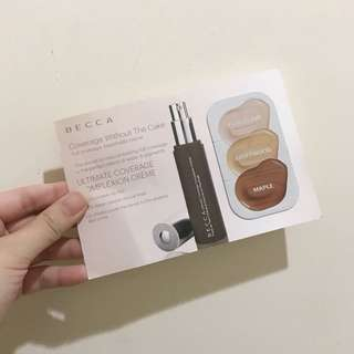 BECCA Ultimate Complexion Coverage Creme