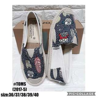 Toms for her
