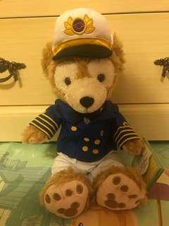🚚 美國迪士尼 美國船船長 達菲