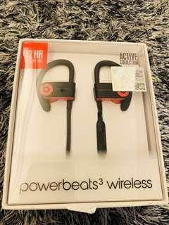 🚚 (免運)Powerbeats3 wireless九成五新 藍牙耳機