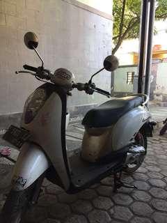 Honda Scoopy Tahun 2011