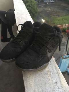 Kobe 11 Elite Low Triple Black (Rare)