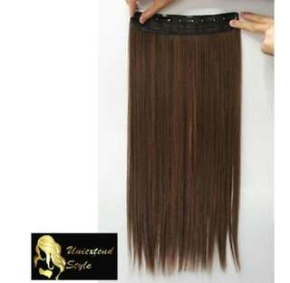 Ash Brown Hair Extension