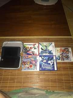 3DS LL+遊戲片