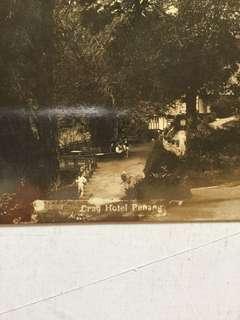 梹城crag Hotel 明信片