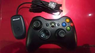 Xbox 360 wireless controller for microsoft