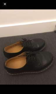 Dr Martens Women Leather Shoes - With box