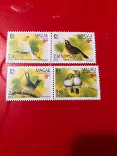 澳門郵票-7