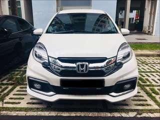 Honda Mobilio Auto 1.5