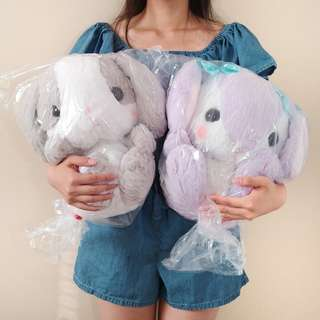 Pote Usa Loppy Bunny Backpack