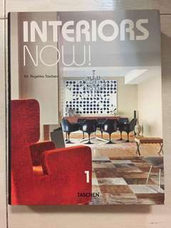 Interior Now! By Taschen.