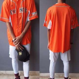 Electric yomiuri giants 2012 baseball shirt