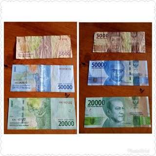 Uang kertas #versi tahunan#