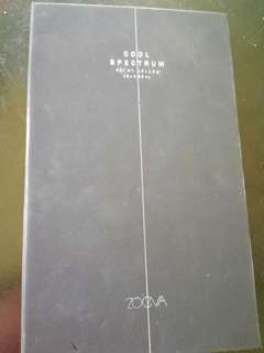 Zoeva Cool Spectrum Eyeshadow Palette