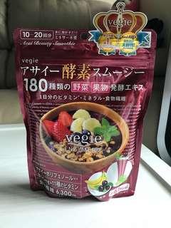 Vegie 抗氧莓酵素果昔