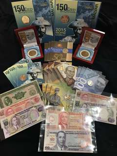 Commemorative Coins and Banknotes