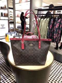 Coach 購物袋