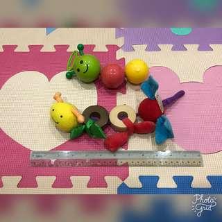Sassy Caterpillar Sensory Toys
