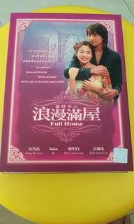 Korean Drama DVD-浪漫满屋 Fullhouse