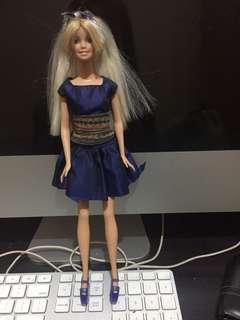 Barbie mattel asli