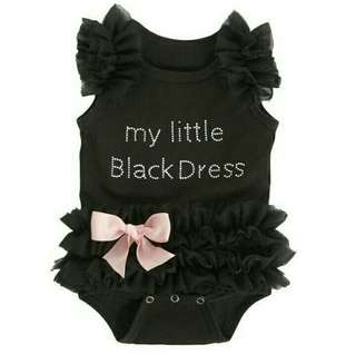 Baby tulle Romper