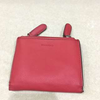 Mango Red Wallet