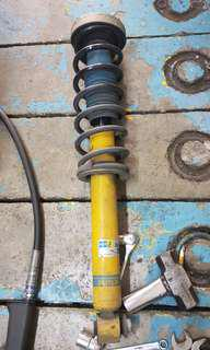 Bilstein shocks for BMW E60