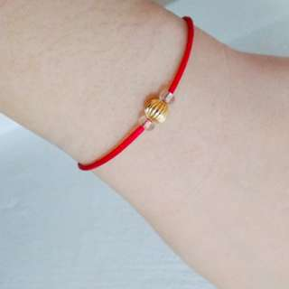 The Golden Renewal Bracelet