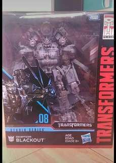 Transformers Lc blackout