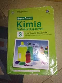 Buku kimia Tigaserangkai kelas 12 / 3 SMA Kurikulum 2013