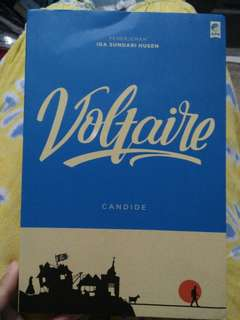 NOVEL CANDICE by VOLTAIRE