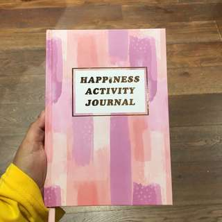 Typo Happiness Journal