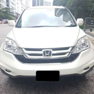 2011 HONDA CR-V 2.4 (A) DIRECTLY JAPAN IMPORTED