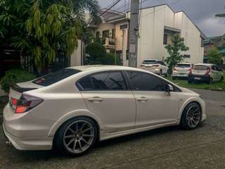 Honda civic fb 2013