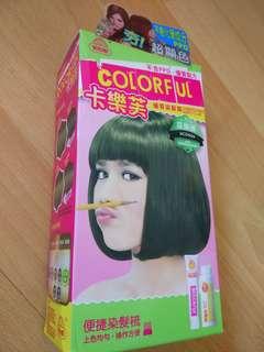 ASH GREEN BLONDE Hair Dye