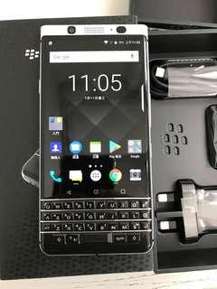 99%New BlackBerry keyone 3GB 32GB Black
