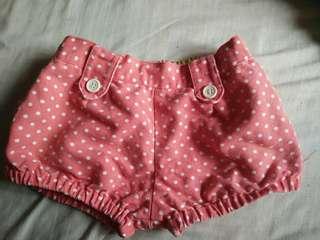 Preloved LITTLE MISS Shorts