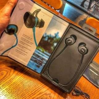 Bose Soundsport 藍牙運動耳機 限量50支